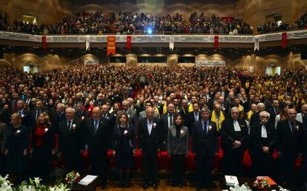 istanbul olaganustu baro genel kurulu