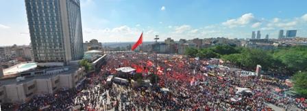 Taksim Mitingi 1