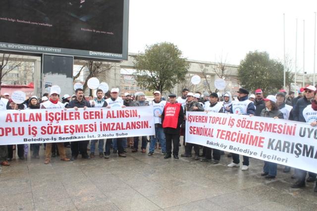 belediye iş grev 10