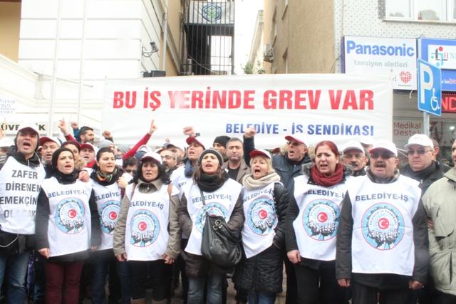 belediye iş grev 17